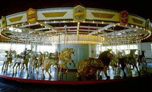 Merry Go Round - Eldridge Park 2