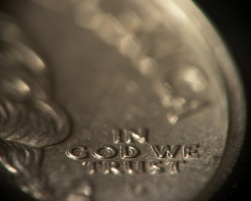 God we trust by Donny Warbritton cropped