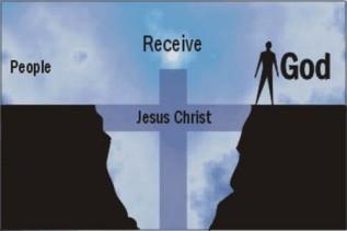 Jesus is the bridge to eternal life